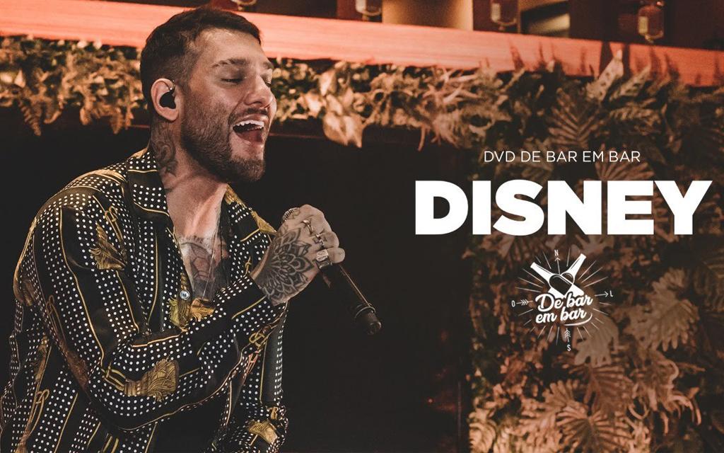 """Lucas Lucco lança videoclipe de """"Disney"""""""