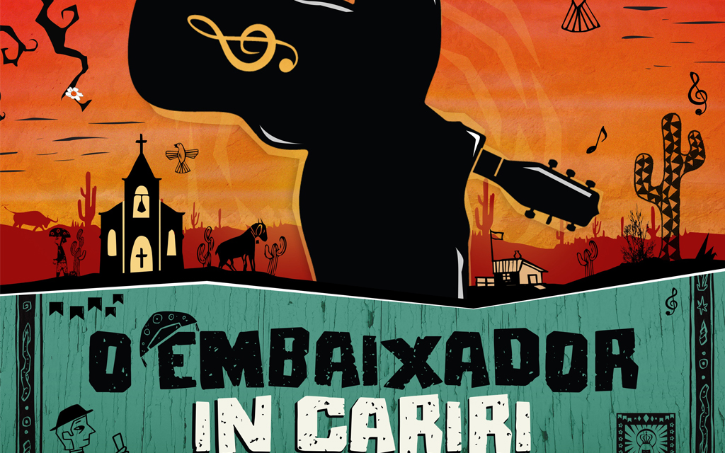 "Gusttavo Lima lança ""O Embaixador in Cariri"" na íntegra"