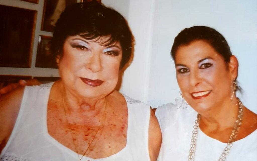 Filha de Inezita Barroso relembra infância ao lado da mãe