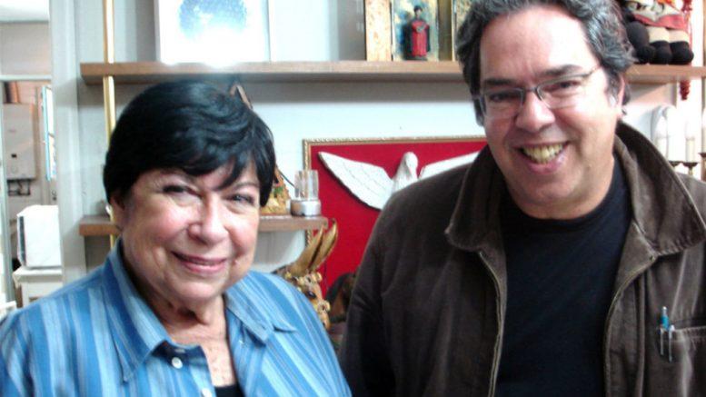 Entrevista biografo de Inezita Barroso