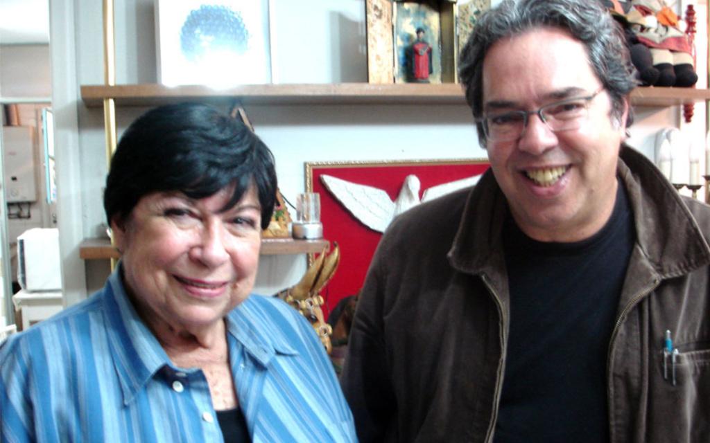 Autor Valdemar Jorge conta sobre a biografia de Inezita Barroso