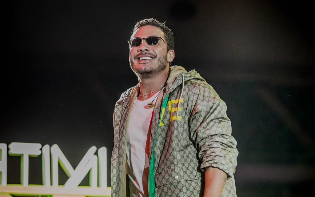 """Wesley Safadão prova que é possível o retorno de eventos com o show """"WS Limited"""""""