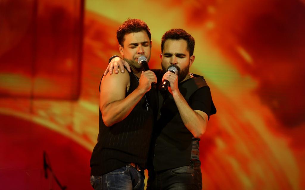 Zezé Di Camargo & Luciano irão comemorar os 29 anos de carreira em show especial