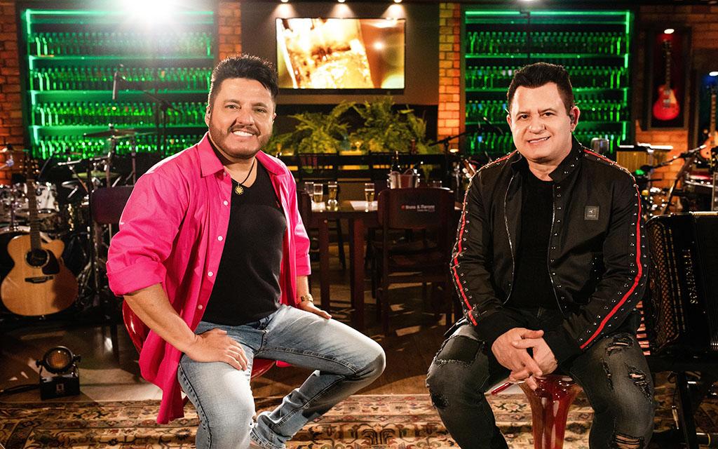 Bruno e Marrone voltam aos palcos no Espaço das Américas