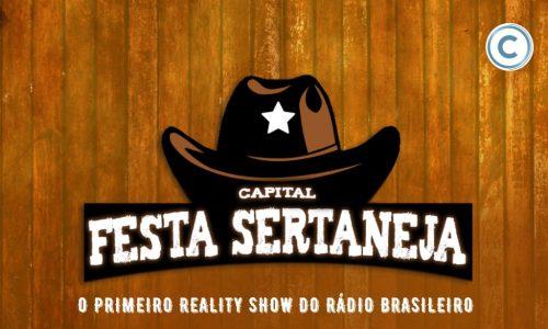 Reality Capital Festa Sertaneja bate recorde de votos para a semifinal