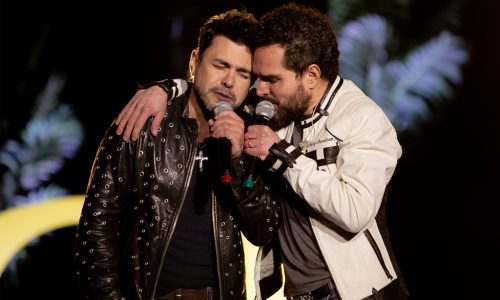 Zezé Di Camargo & Luciano celebram 30 anos de carreira em show especial