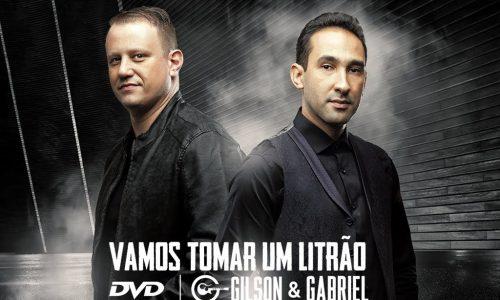 """Gilson & Gabriel fazem uma farra em nova versão de """"Vamos Tomar Um Litrão"""""""
