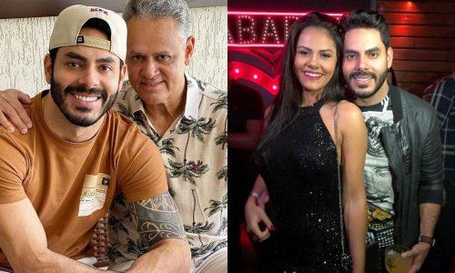 Pai e irmã de Rodolffo defendem o cantor de acusação de racismo