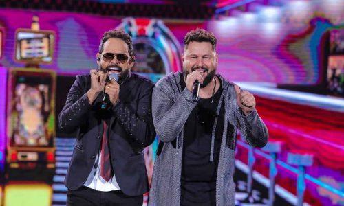 Diego & Arnaldo gravam novo DVD em Goiânia com participações especiais