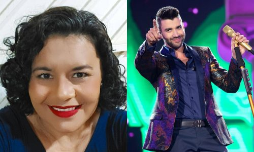 """""""Meu compromisso é com seu coração"""": Todo o amor de uma fã do cantor Gusttavo Lima"""