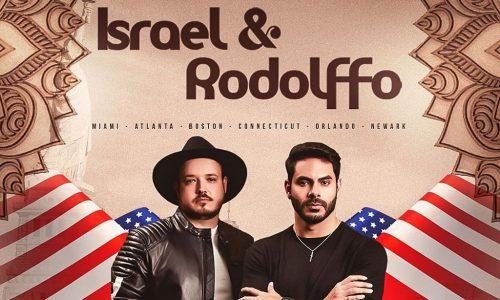 Israel & Rodolffo anunciam shows nos Estados Unidos