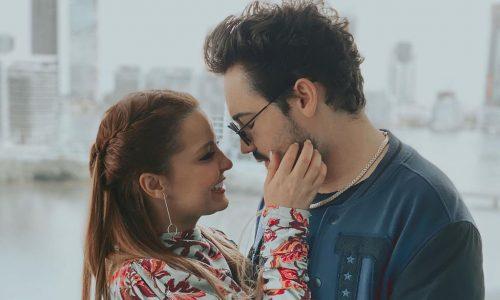 """Maiara e Fernando anunciam o lançamento da faixa """"Meu Oxigênio"""" durante live"""