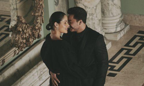 Wesley Safadão e Thyane Dantas estrelam campanha de Dia dos Namorados