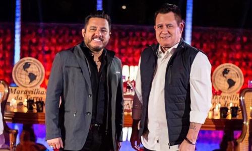 Bruno & Marrone irão retomar os shows presenciais em São Paulo