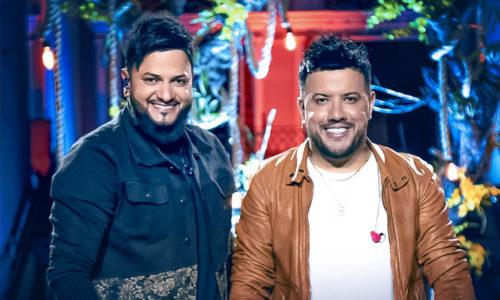 """Diego & Victor Hugo lançam o álbum """"Equilíbrio"""" na íntegra"""