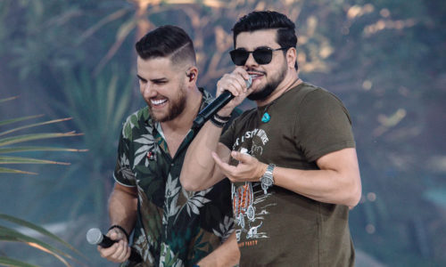 """Zé Neto & Cristiano lançam o videoclipe inédito de """"Chaaama"""""""