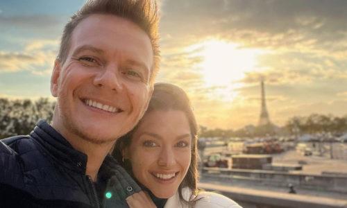 Michel Teló e Thais Fersoza celebram 7 anos de casamento em viagem à Paris